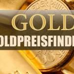 Goldpreis Finder